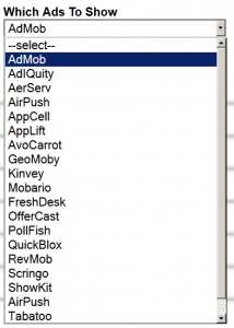 admob, ads, advertisin in apps