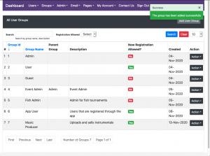 duskosavic.com Admin groups on the apps server